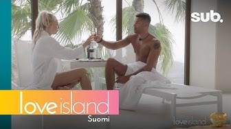 FIRST LOOK 17.11.   LOVE ISLAND SUOMI   Sub