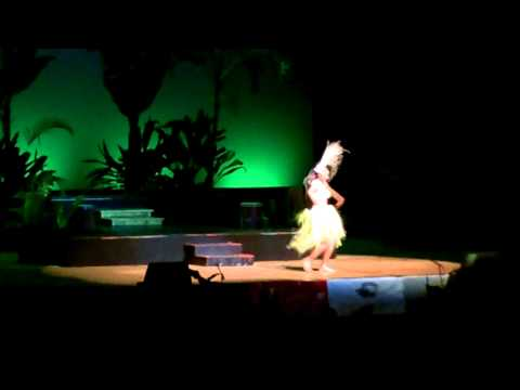 Cook Islands Dancer Of the Year