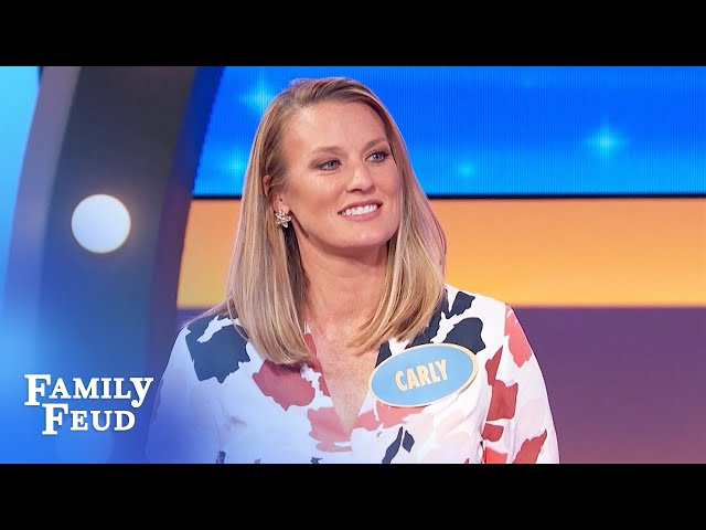 3 dates without a kiss? Ladies, do this. | Family Feud