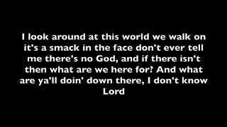 NF- Oh Lord Lyrics