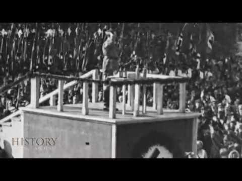Germany 1934 ▶ Ehrenbreitstein Adolf Hitler - NS Saarkundgebung
