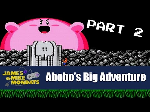Abobo's Big Adventure (PC) Part 2 - James...