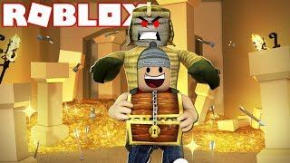 STEALING the NEW PIRAMIDE 👑-MadCity Roblox