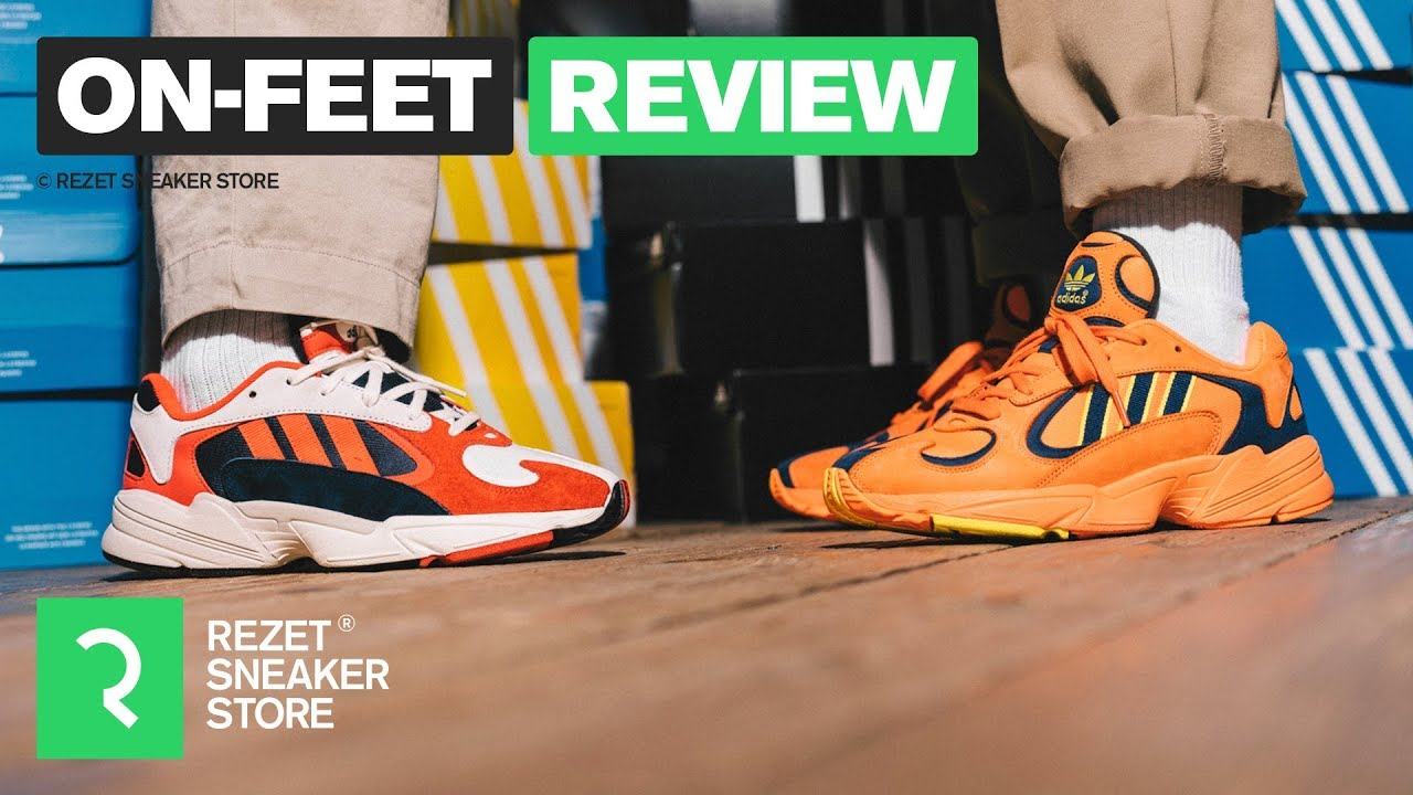 684f40c86ba30 On-feet Review - Adidas Yung 1