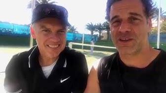 Nummer 1 der Tennis-Senioren: Christian Greuter