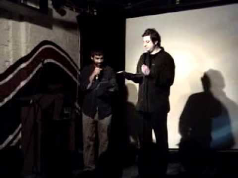 Early Aziz Ansari Stand Up (February 2005)