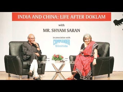 Indian Express Explained With Shyam Saran | India & China: L