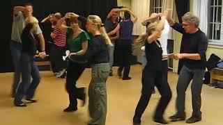 Stine Ortvad Cuban Salsa Øvet hold/Advanced class