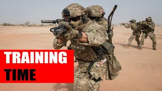 TRAINING TIME / AIRSOFT / FR