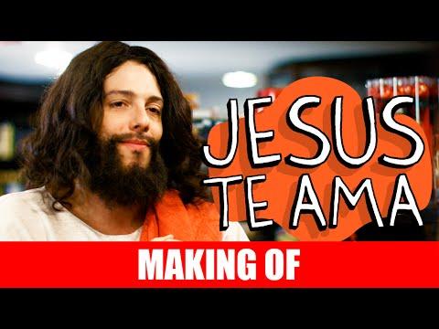 Making Of – Jesus te ama