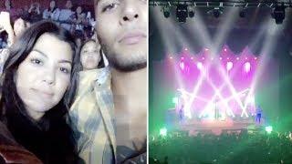 Kourtney Kardashian | Snapchat Videos | November 1st 2017 | ft Younes Bendjima