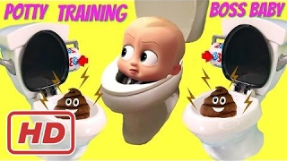 Boss Baby Potty Training with LOL Surprise Dolls - Who Will Poop & Who Will Make a Toy?