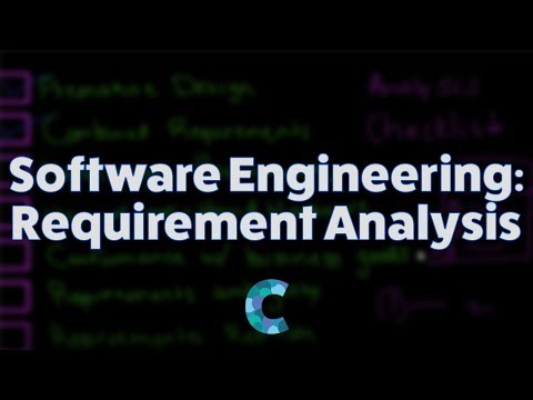 Requirement Analysis - Software Engineering