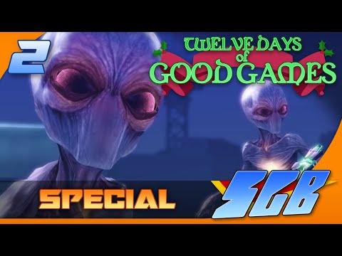 XCOM: Enemy Unknown - Twelve Days of Good Games  