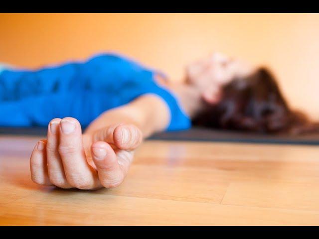 Do In Yoga Savasana