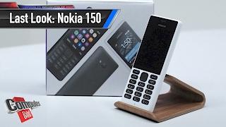 Nokia 150 im Last Look: Billig-Comeback des Akku-Monsters