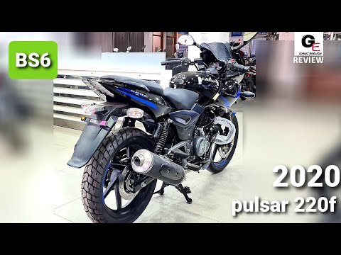 2020 Bajaj Pulsar 220F BS6 | 2020 Bajaj pulsar | review | price !!