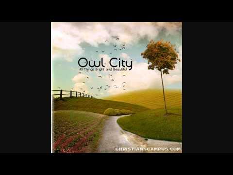 Owl City - Honey & The Bee (HD) (HQ) + Lyrics