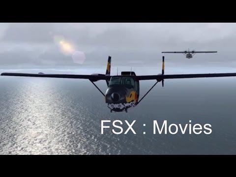 FSX : Transatlantic ferry pilots. UK to Canada