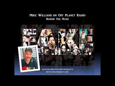 Mike Williams on Off Planet Radio - Behind The Music