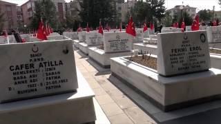 Mehmetçik Vakfı 18 Mart Çanakkale Zaferi Şehitlerimizi Gururla Andık