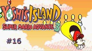 ¡Vamos  Mario!/Yoshi´s Island: Super Mario Advance 3 #16