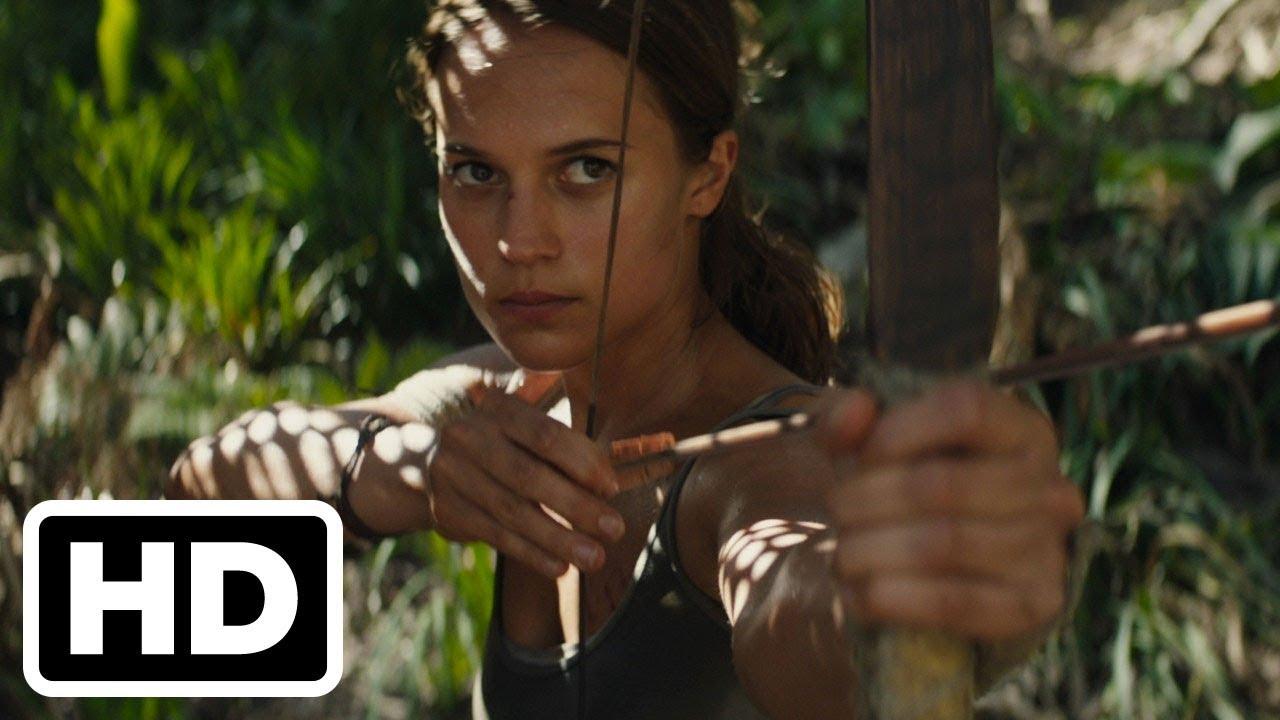 Tomb Raider Trailer #1 (2018) Alicia Vikander - YouTube