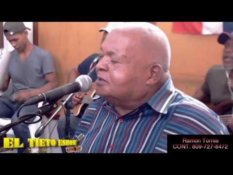 Bachata / Ramón Torres -  El Borracho en El Tieto Eshow