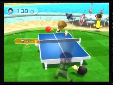 4000 miis funnydog tv - Wii sports resort table tennis cheats ...