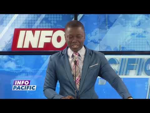 Info Pacific 18 FEVRIER 2019 présenté par Jean Fouchard DANGER - 2H (Jounal Kreyol)
