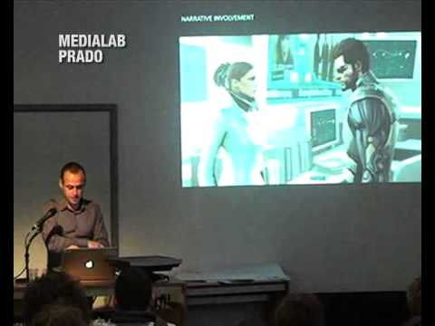 PCG2012 - Gordon Calleja - In-Game: From Immersion to Incorporation