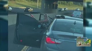 Two Swing Baseball Bat In Road Rage Brawl On I-57, Video Shows