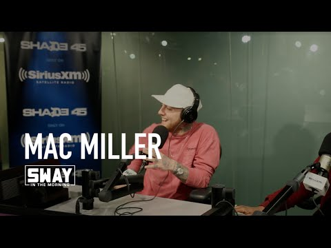 Mac Miller Speaks on Addictions + talks Love & Working with Kendrick & Anderson. Paak