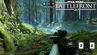 Star Wars Battlefront (2015) - Gameplay Xbox One PS4 60fps EA Access Multiplayer Blast match 1