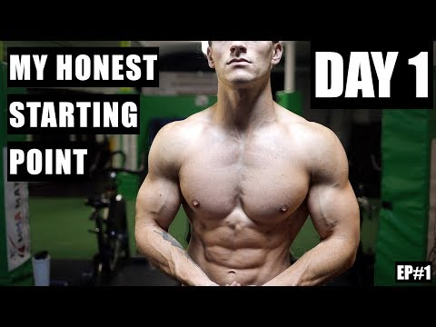 MY PROGRAMME TO GET SHREDDED | HOW I'LL GET LEANER THAN EVER (Ibiza Shreds Ep#1)