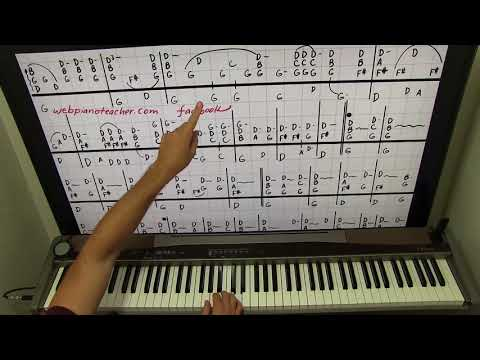Piano Lesson -Tougher Than The Rest