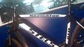 Подробный обзор и отзыв о велосипеде Stels Navigator 810 (2013)(Хэй-Хэй!! Привет мои зрители! Сегодня я выкладываю первое видео в сотрудничестве и компанией