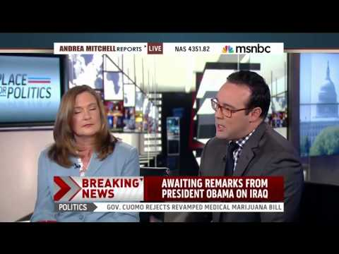 Obama seeks regime change in Iraq