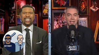 Jalen Rose and David Jacoby debate medicinal marijuana in the NBA | Jalen & Jacoby | ESPN