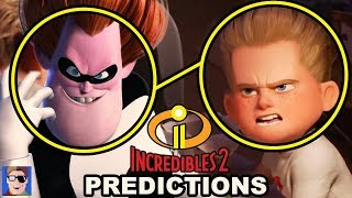 Incredibles 2 Villain Predictions