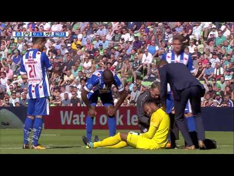 Eredivisie speelronde 1: FC Groningen - sc Heerenveen