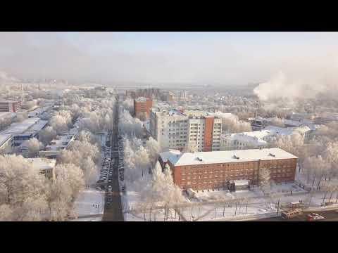Нижний Новгород с дрона