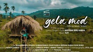 Gela Mod||Mohabir Biru Rabha l||Pati rabha song