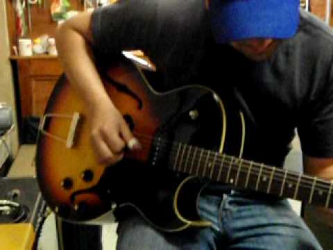 "Pep Belcaro ""Nails it"" @ Twangcentral Guitars, 208 Gilbert St Adelaide South Australia"