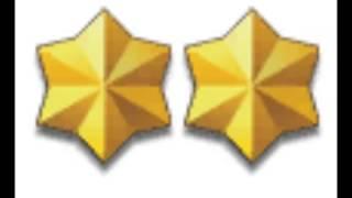 Warface ranks (Levels 1-70)