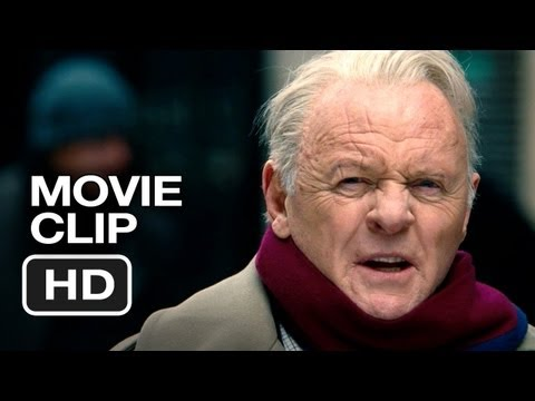 Red 2 Movie CLIP - One Place (2013) - Bruce Willis, Anthony Hopkins Movie HD