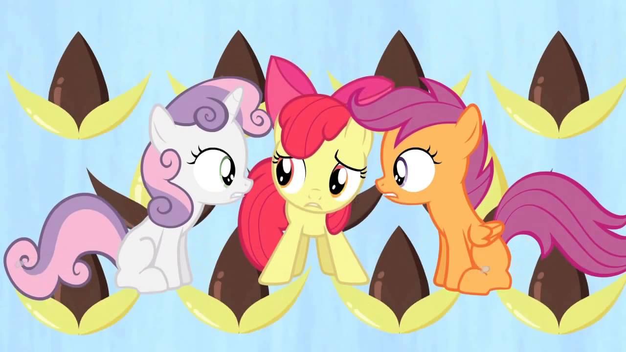 My Little Pony: A amizade é mágica - Canção - Babs Seed ...