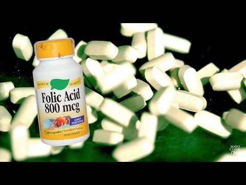 Mayo Clinic Minute: Does Folic Acid Prevent Childhood Obesity?