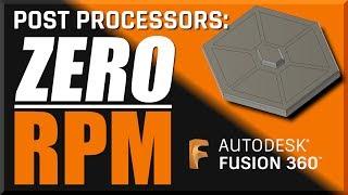 How to post Zero RPM & Max Machine RPM Warning   FF130