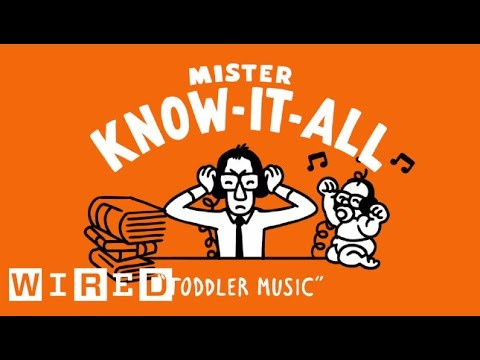 Mr. Know-It-All: The Effect of Music on a Child's Brain Development-WIRED